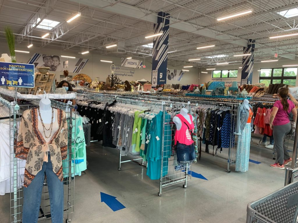 Do Your School Shopping at Goodwill This Year – Here's Why