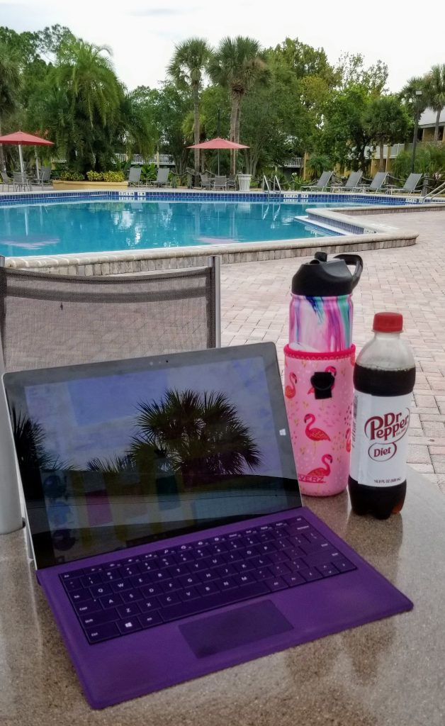 Wyndham Orlando Resort International Drive Remote Work Staycation