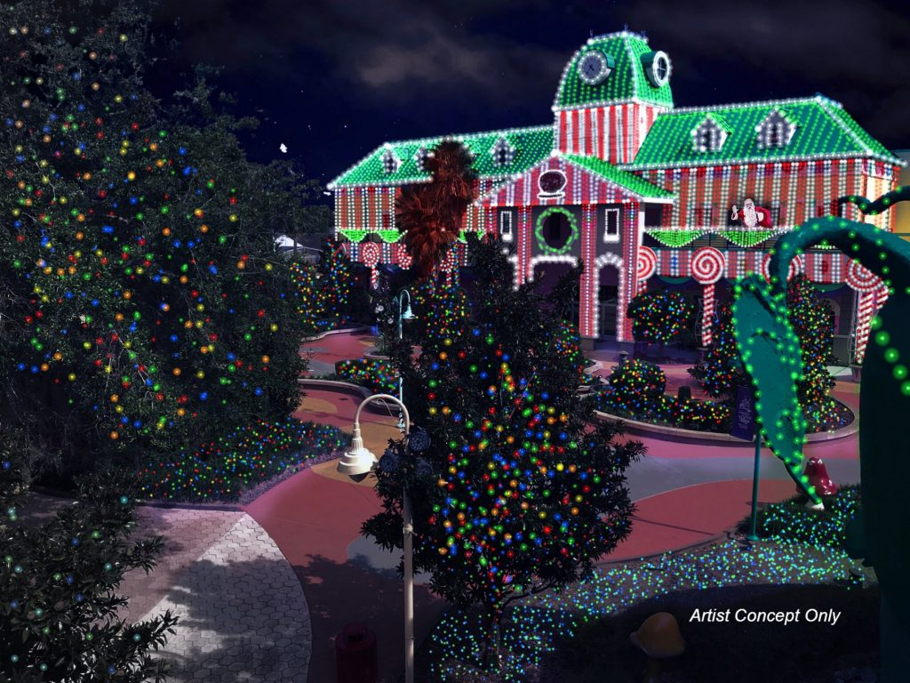Give Kids The World Village to Host Night of a Million Lights Holiday Spectacular