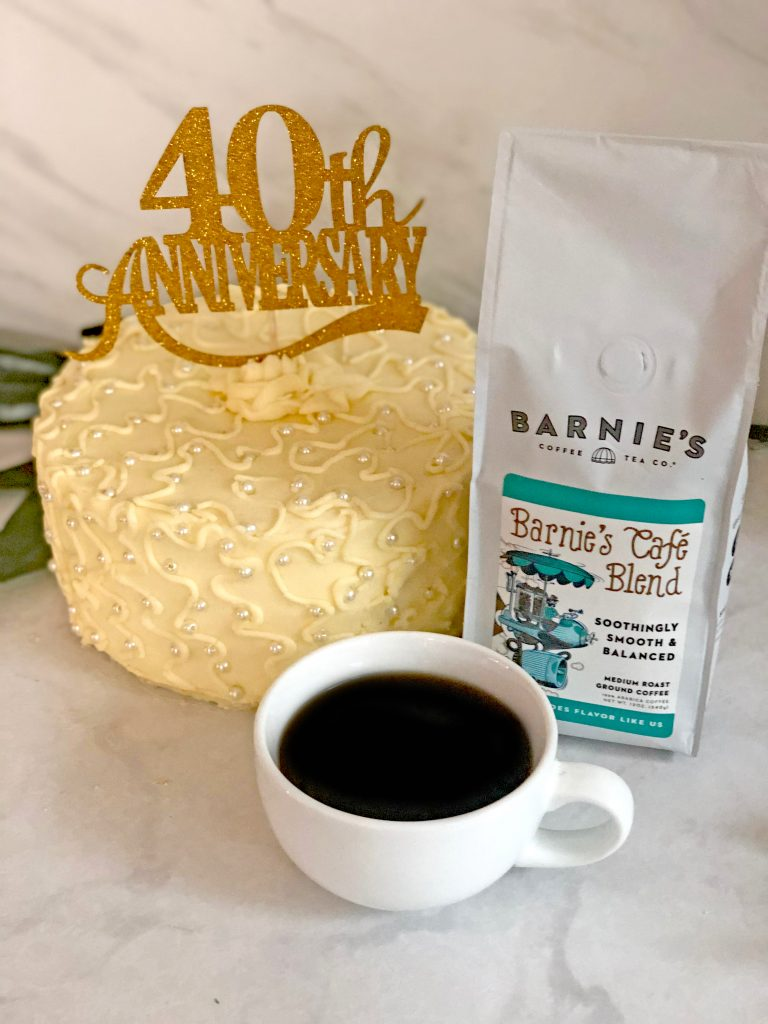 Barnie's Coffee & Tea Co. Celebrates 40 Years of Flavor