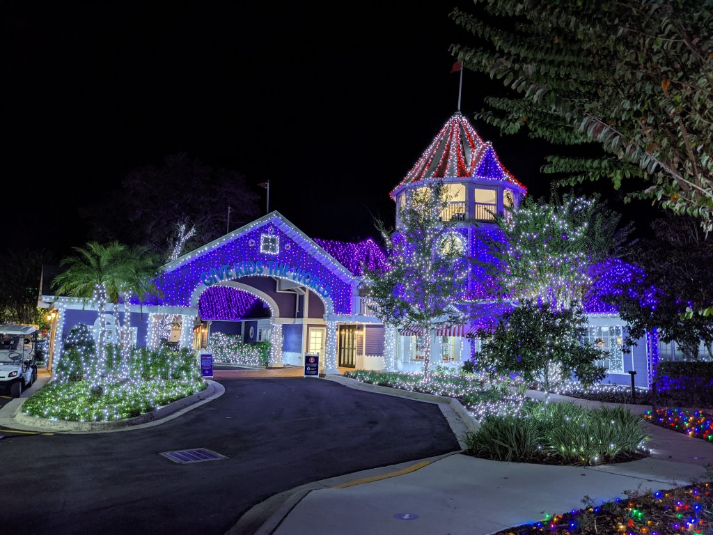 5 Reasons You Should Check out Night of a Million Lights at GKTW Village